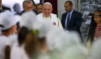 Egy frappáns mondattal mindent elmondott Ferenc pápa
