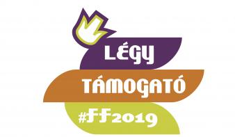 Főtér Fesztivál 2019 - LÉGY TÁMOGATÓ!