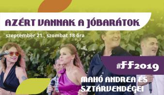 FF2019: A budapesti Madách Színház művészeinek előadása