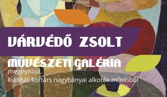 FF2019: Várvédő Zsolt galériájának megnyitója