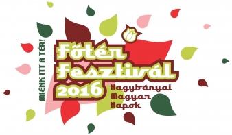 Főtér Fesztivál 2016 - Támogatási kérelem