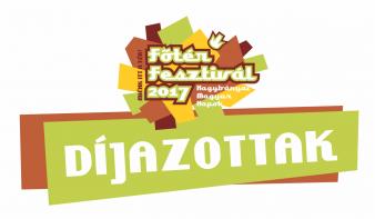 A Főtér Fesztivál 2017 - Nagybányai Magyar Napok DÍJAZOTTAI - FRISSÍTÉS ALATT