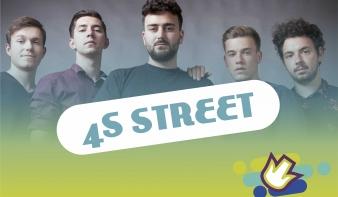 FF2018: 4S STREET zenekar koncertje