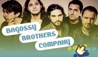 FF2018: BAGOSSY BROTHERS COMPANY koncert