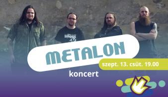 FF2018: METALON koncert
