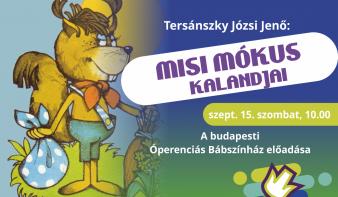FF2018: Tersánszky Józsi Jenő - Misi Mókus kalandjai