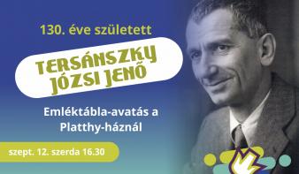 FF2018: 130 éve született Tersánszky Józsi Jenő