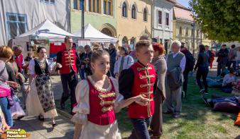 Hagyomány és modernitás ötvöződött az idei Főtér Fesztivál – Nagybányai Magyar Napokon