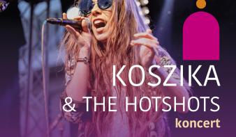 FF2020: Koszika & The Hotshots koncert