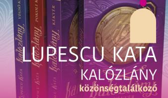 FF2020: Közönségtalálkozó Lupescu Katával, a Kalózlány című nagysikerű tiniregény-sorozat fiatal írójával