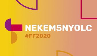 FF2020: idén is megszervezik a Nekem5nyolc vetélkedőt