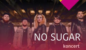 FF2020: NO SUGAR koncert