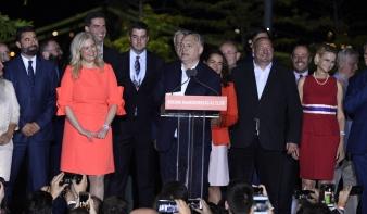Masszív győzelmet aratott a Fidesz