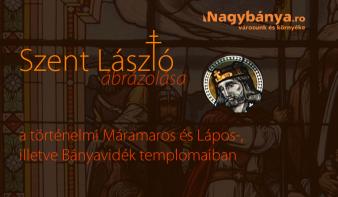 Szent László király ábrázolása a máramarosi templomokban
