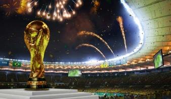 Felvirradt a nagy nap Brazíliában