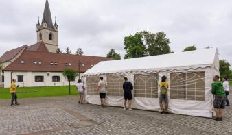 Nulladik nappal rajtol a Forgatag, a marosvásárhelyi magyarság ünnepe