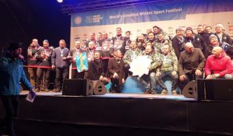 Ezüstérmes lett a székely hokicsapat a világjátékokon