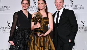 Fantasztikus siker: Gera Marina Nemzetközi Emmy-díjat nyert