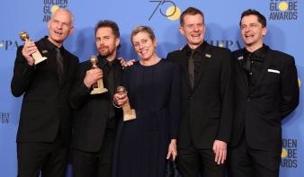 Itt vannak a Golden Globe nyertesei: tarolt a Hatalmas kis hazugságok