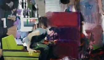 Rekord: több mint másfél millió euró egy nagybányai származású festő munkájáért