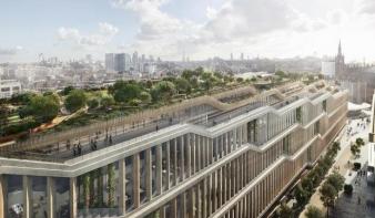 Elképesztő lesz a Google londoni központja