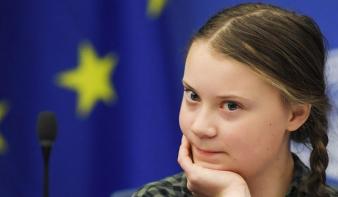 Nobel-békedíjra jelölték Greta Thunberget