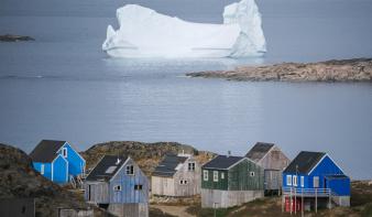 A világ legnagyobb szigete elszakadna Dániától, de lehet, hogy ez természeti katasztrófával járna