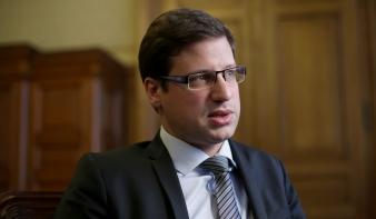 Gulyás Gergely: Tíz évre szóló Budapest-stratégia a fő feladat