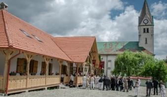 Közösségi házat avattak Erdély legkeletibb csücskében