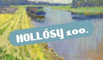 Fiatal családokra várnak a Hollósy 100. installáció nyomtatványai