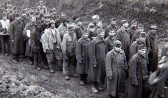 Bónis János ukrajnai hadifogsága