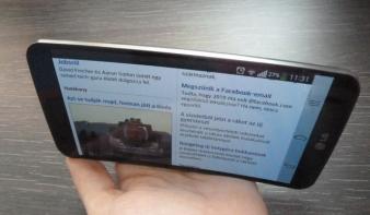 Mi értelme a hajlított mobilnak?