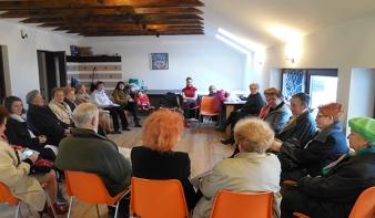 Háló-klub Nagybányán – a beszédtanulásról