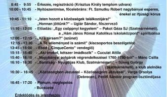 I. Észak-Partiumi Regionális Háló Találkozó