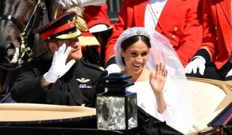 Ennyibe került a szombati királyi esküvő