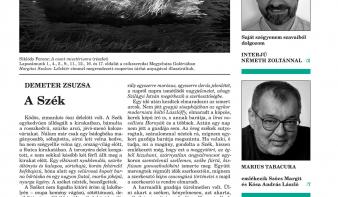 Ismét kapható Nagybányán a HELIKON irodalmi folyóirat