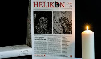 A 700 éve elhunyt Dantéról emlékezik a Helikon legújabb száma