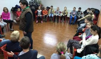 Félszáz gyermekkel zajlott a cserkésztoborzó Máramarosszigeten