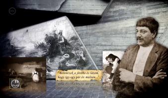 Hollósy Simon festőművésznek állítanak szobrot Máramarosszigeten