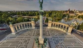 Nagyszabású néptáncelőadással emlékeznek Trianonra a Hősök terén