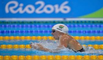 Világcsúcs és olimpiai arany: Hosszú Katinka leúszta a mezőnyt!