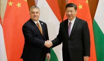 Orbán: Kína is felfigyelt a Közép-Európai gazdasági növekedésre
