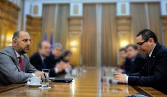 Nem született megoldás a Ponta–Kelemen találkozón