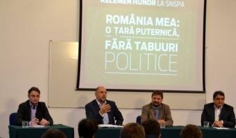 Bukaresti vita az autonómiastatútumról