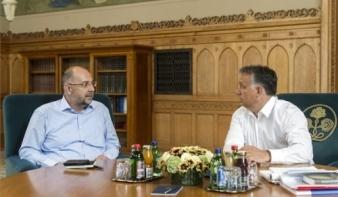 Orbán–Kelemen-egyeztetés a romániai elnökválasztásról