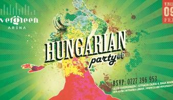Ismét szerveznek magyar bulit az Evergreen Clubban
