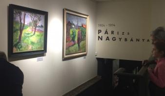 A Zazar folyó mellől a Szajna partjára – színek orgiája a Nagybánya-Párizs 1904-1914 kiállításon
