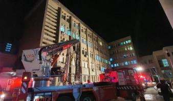 Piatra Neamţ-i tűzeset: az ügyészek megkezdték a kihallgatásokat, és megállapították, honnan indult el a tűz
