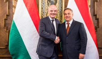 """""""Példátlan összefogás van Magyarországon a sportért és a futballért"""""""