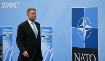 Román eredmények a NATO-csúcstalálkozón